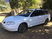 1999 Hyundai Station Wagon Molesworth Derwent Valley Preview
