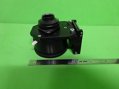 Microscope Part Polyvar Reichert Leica Substage Condenser Nice Optics Bnw1-50