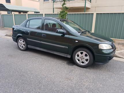 Holden Astra 2001 TS Sedan