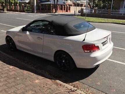 BMW 120i convertible
