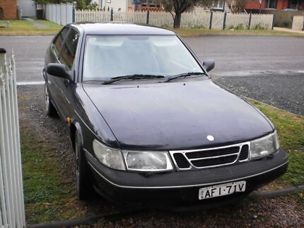 Saab 900S 2 Door COUPE Very Low Km's!!! Pelaw Main Cessnock Area Preview