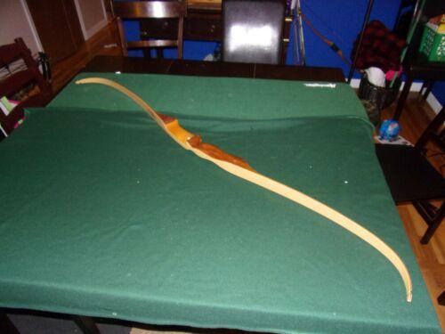 Shakespeare Wonderbow Trident X25 Wood Recurve Bow