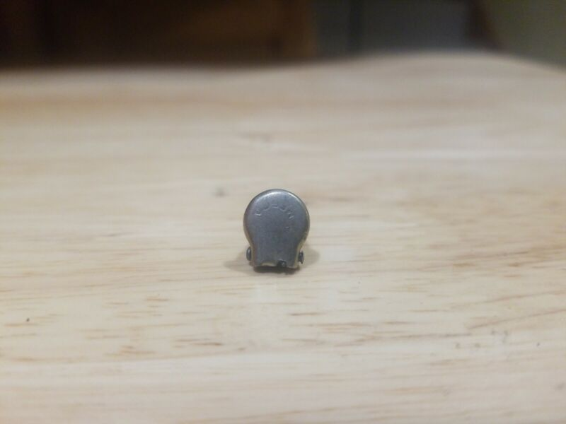 N.O.S. Gits oil cup 1/4 inch press fit.