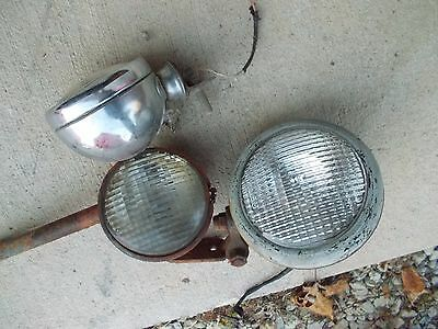 Allis Chalmers Wd45 Wd Tractor Ac Tractor Head Lights Light Ford Bracket