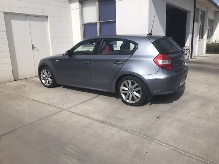 2005 BMW 120i hatch