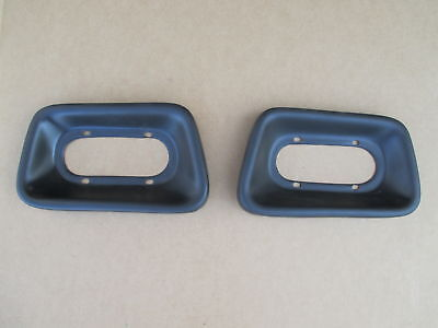 Rear Fender Light Panel Bezel Set Lhrh For John Deere Jd 4430 4440 4450 4455