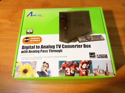 One Digital To Analog Converter Box