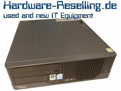 Fujitsu Siemens Esprimo E5730 Dual Core 2.5GHz 4GB RAM 500GB HDD DVD