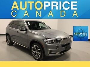 2016 BMW X5 xDrive35d NAVIGATION PANOROOF LEATHER