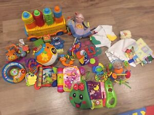 Vtech Interactive toys and teethers