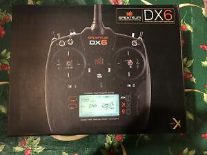 Drone QX 350 et télécommande spektrum DX6
