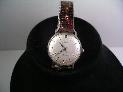 1960S Hamilton  Vintage Watch - Stainless Steel, 17j, Automatic runs
