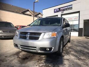 Deal for today !! Saftied 2008 Dodge Gr caravan (stow and go )