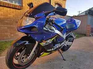 suzuki gsxr 600 k1 for sale Newcastle Newcastle Area Preview