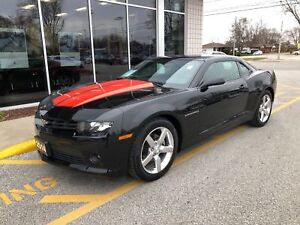 2014 Chevrolet Camaro 1LT Coupe, Sunroof, 19 Wheels, Rear Camera