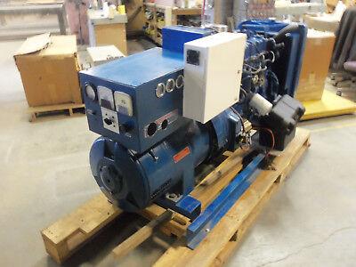 Usm S35n18 Generator 3 Phase 106.2 Amp 120240v 1800 Rpm 47.7kva 35kw 30kw Volts