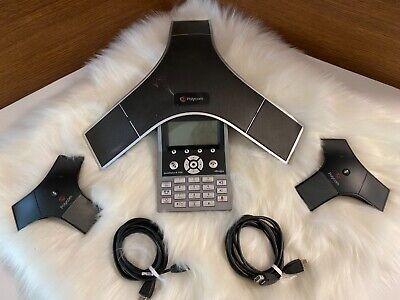 Polycom Soundstation Ip 7000 2201 40000 001 W 7000 Mics