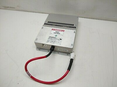 Spellman X3840 0-10kv High Voltage Power Supply 2ma