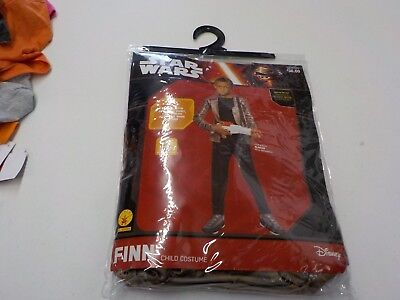 BOYS SIZE MEDIUM 8-10 STAR WARS DISNEY FINN CHILD COSTUME #3740 - Finn Girl Costume