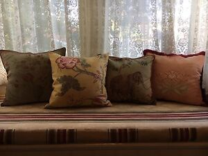 Cushions x 4 Brunswick West Moreland Area Preview