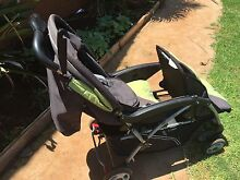 Double pram and high chair Rockville Toowoomba City Preview