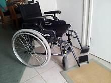Karma Wheelchair Heavy Duty 46cm Seat Ballan Moorabool Area Preview