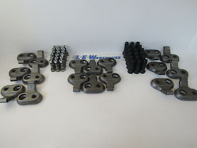 Greenteeth Base Set Up For Rayco Rg37 Super Jr - 1 Wheel - Teeth Pockets Bolts