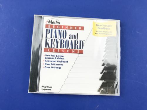 emedia beginner piano and keyboard lessons model