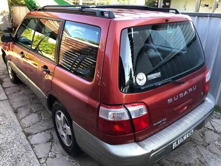 Subaru Forster 2000