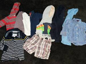 Boys Clothing Size 2- Gap, Sprout, Nautica