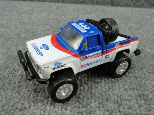 Vintage Ford BF Goodrich Alcoa Havoline Toy Truck no. 8880 Rob Maccachren
