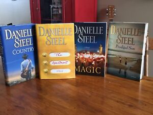 Danielle Steele Hard Covers - Fantastic Condition