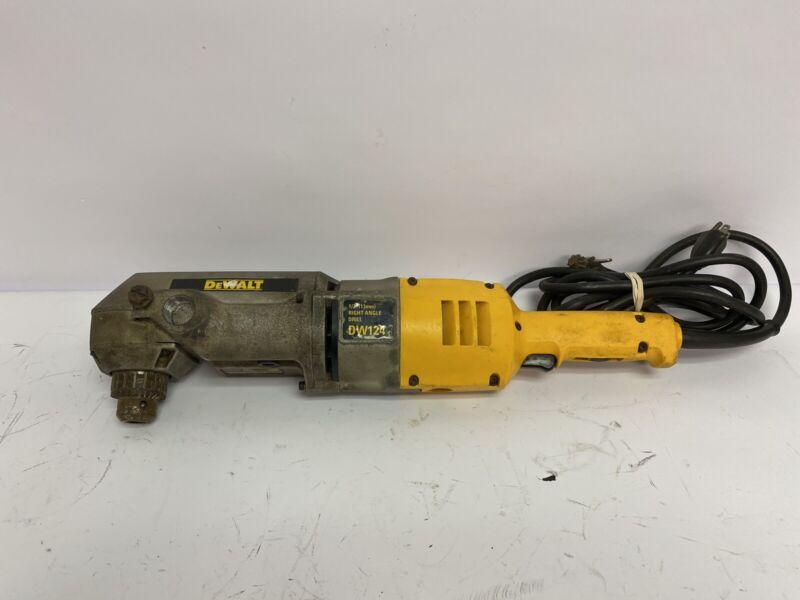 Dewalt DW124 1/2 Inch Electric Right Angle Stud & Joist Drill