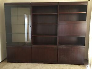 Wall unit Bossley Park Fairfield Area Preview
