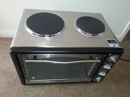 New Prima 34L Electrical convection Oven with Twin Hot plates Glenmore Park Penrith Area Preview