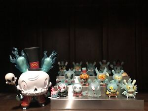 The 13 glow in the dark series with Lord Strange Kidrobot