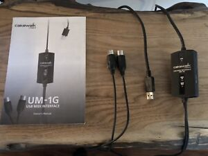 Interface MIDI USB