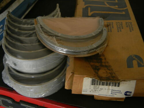 cummings engine L10 Main Bearings