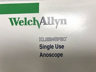 Welch Allyn Disposable Anoscope Kleenspec 53110 Quantity Of 5
