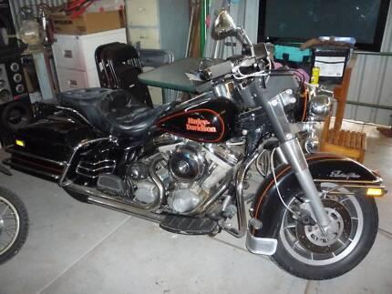 Harley Davidson Electraglide Sports