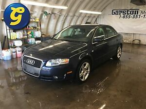 2006 Audi A4 2.0L TURBO W/QUATTRO AWD****AS IS CONDITION AND AP