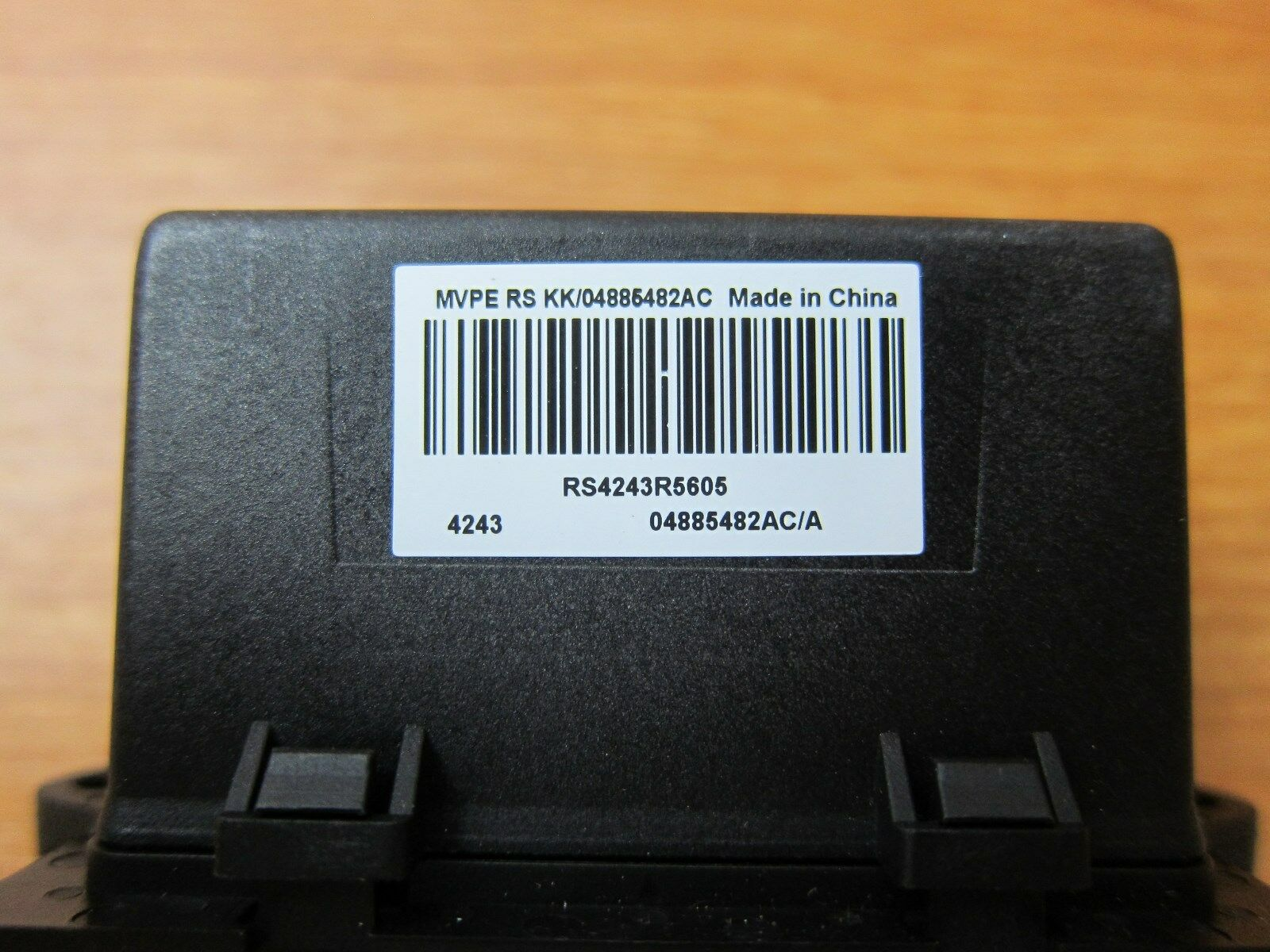 01-12 Chrysler Dodge HVAC Blower Motor Resistor Control Module Unit Mopar OEM