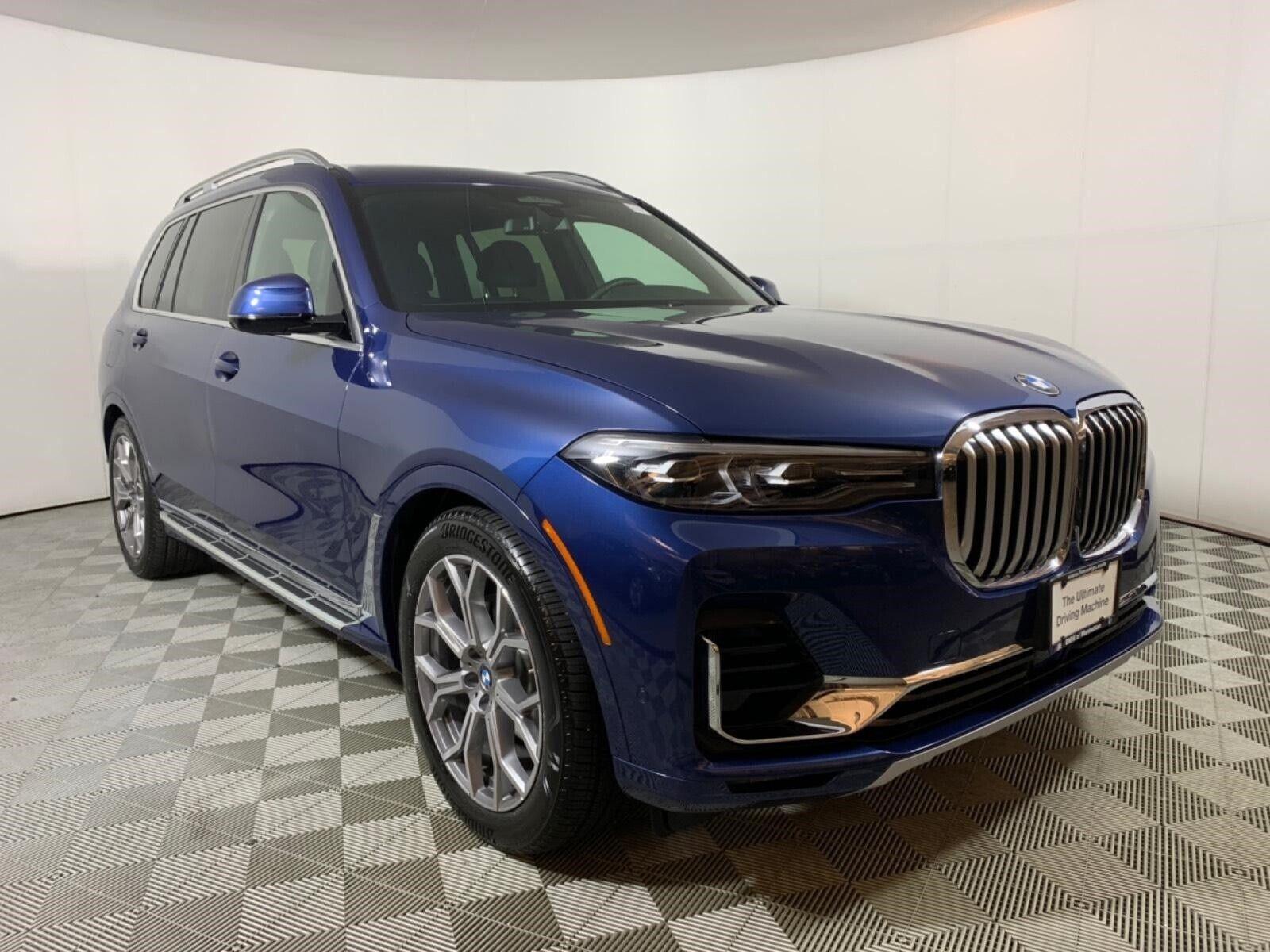 2020 BMW X7 xDrive40i xDrive40i AUTOMATIC, only 2682 Miles!!