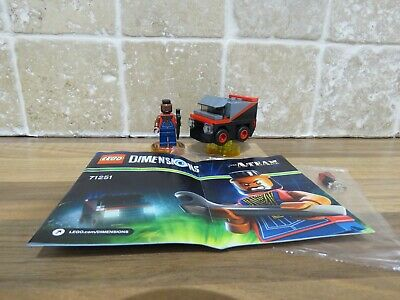 Lego Dimensions Fun Pack The A - Team B.A Barracus 71251 ~ In Mint Condition