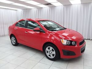 2014 Chevrolet Sonic LT SEDAN w/ BLUETOOTH, HEATED SEATS, A/C &