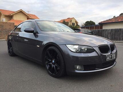 2007 E92 BMW 335i coupe Essendon Moonee Valley Preview
