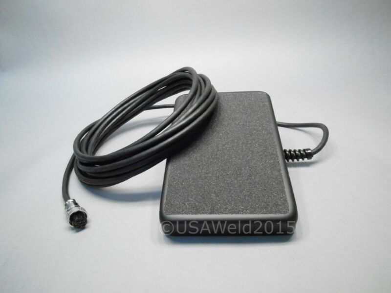 7 Pin AHP Alpha SSC Tig Welder Foot Pedal 2018 2017 2016 2015 Upgrade by HTP