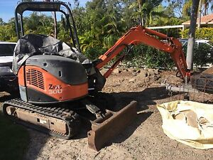 Hitachi zx30 excavator Helensvale Gold Coast North Preview