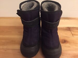 L.L.Bean Toddler Size 7 insulated winter boots