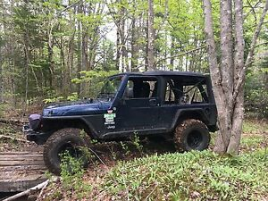 Looking for Jeep lj, tj unlimited hard top